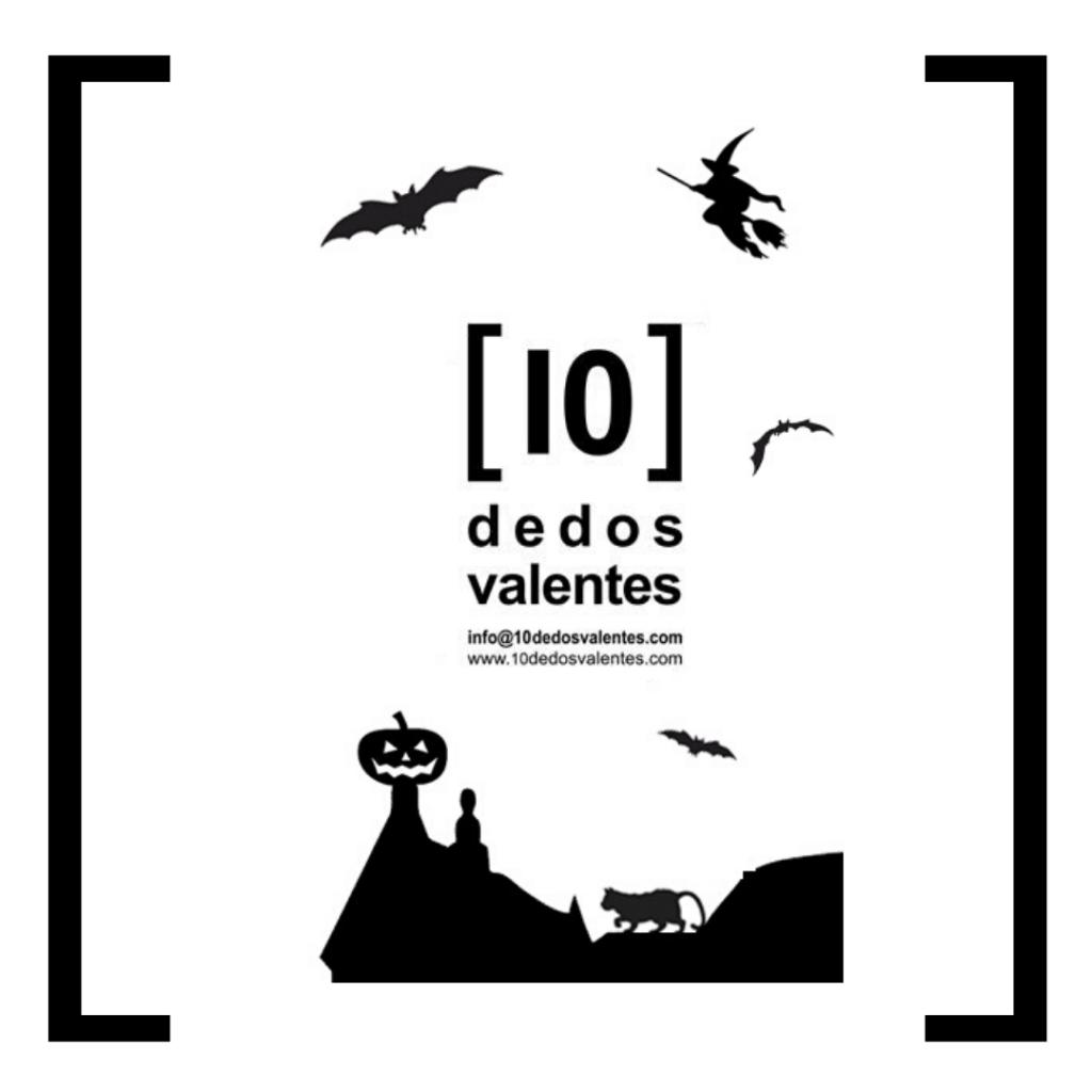 Halloween 10dedosvalentes