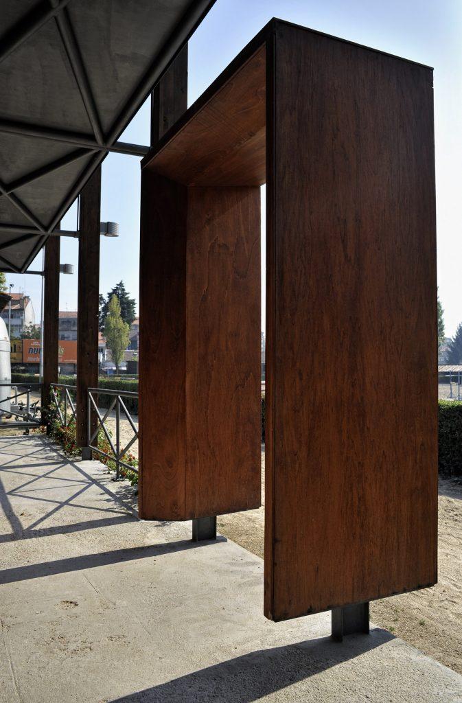 # Portal em arquitetura: a passagem entre espaços