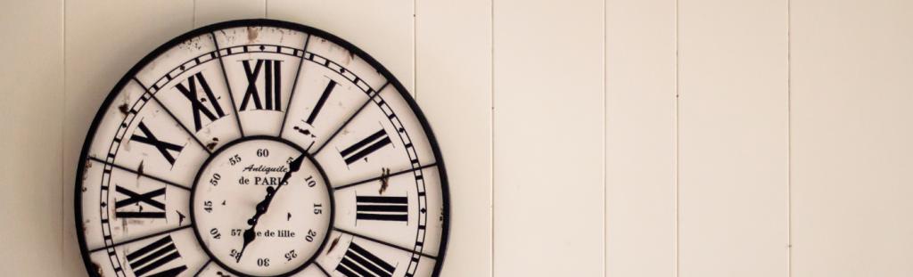 Razões para gerir o tempo _10DV